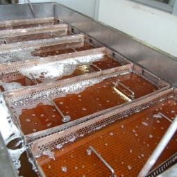 ①金時豆水煮